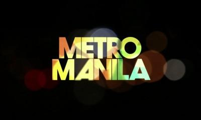 Metro-Manilla